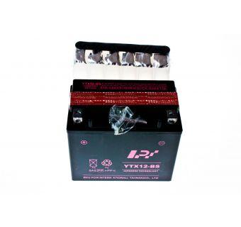 Batteri 12V 10Ah,  L149 x B87 x H130  YTX12-BS (LPI)