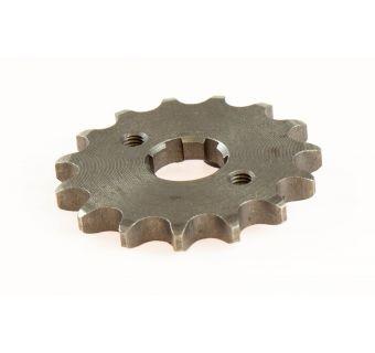 Drev Fram 428*15 Kugg Axel 20mm LPI