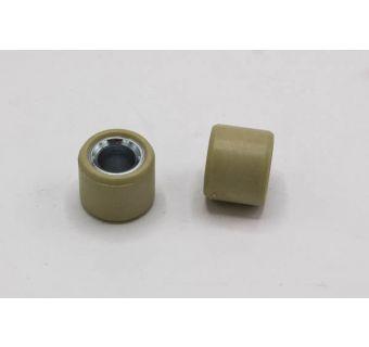 Variatorvikter 16x13mm 8,5 gram GY6 (6st) LPI