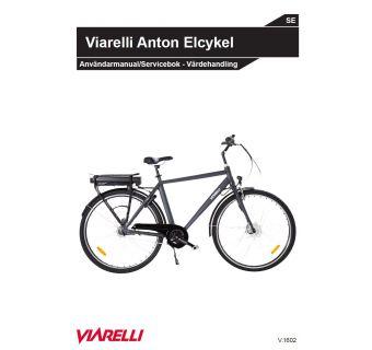 Användarmanual / Servicebok - Anton