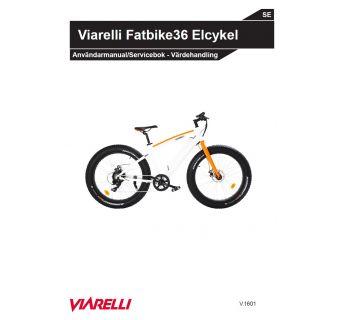 Användarmanual / Servicebok - Fatbike36