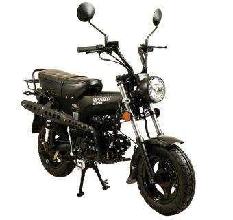 Viarelli Skymax 45km/h Euro4 (Klass 1 moped)