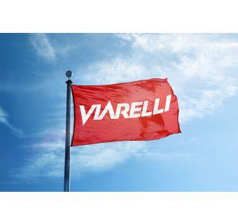 Viarelli Flagga Stor Till Flaggstång
