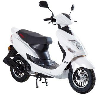Viarelli Enzo 45km/h Euro4 (Klass 1 moped)