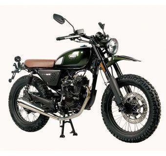 Moped Viarelli Scrambler