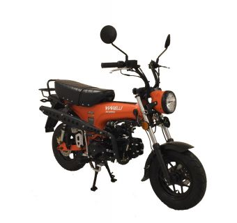Viarelli SkyMax 125cc Orange