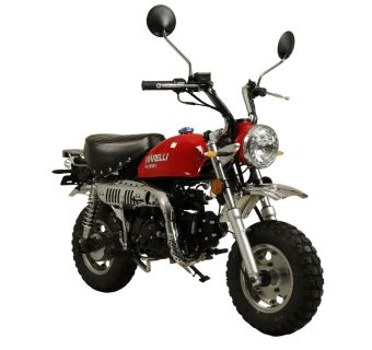 Viarelli Skymini 45km/h Euro4 (Klass 1 moped)