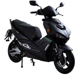 Viarelli Monztro mattsvart 45km/h electric BOSCH (klass 1 moped)